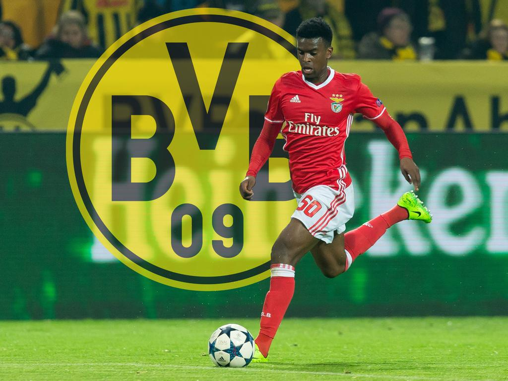 Nélson Semedo von Benfica ist angeblich ein Kandidat beim BVB