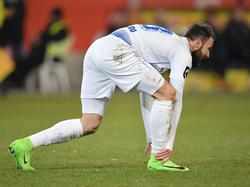 Das Tor von Zlatko Janjić reichte dem MSV Duisburg nicht