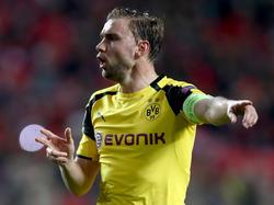 Marcel Schmelzer hat seine Mitspieler gewarnt