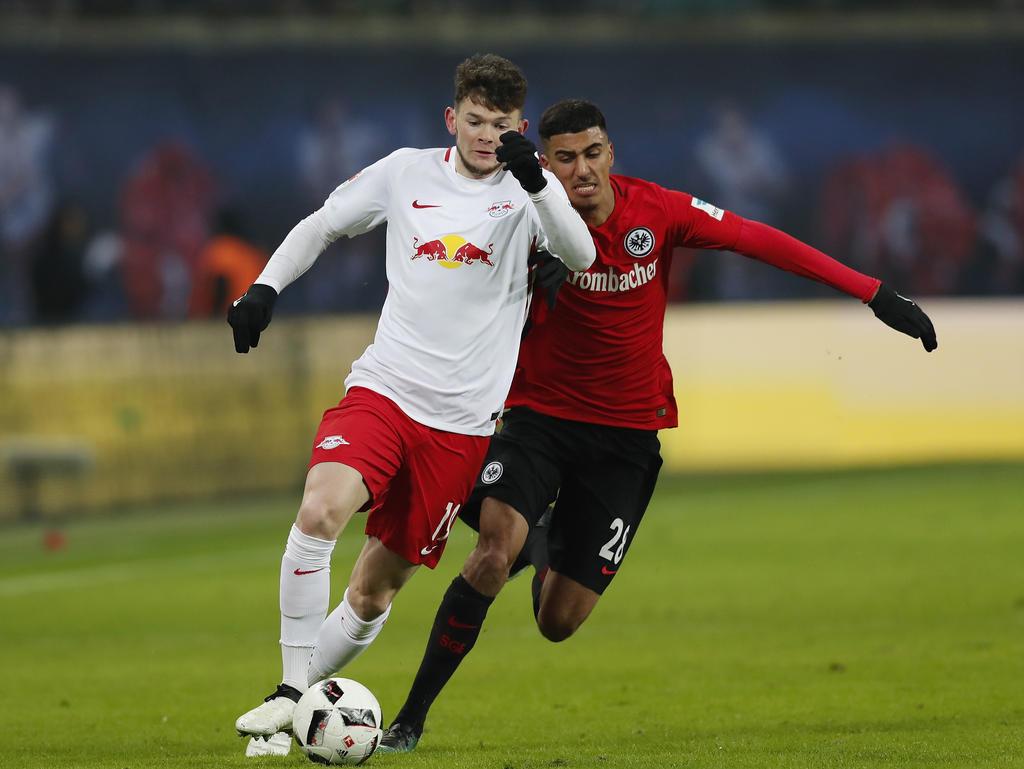Oliver Burke (RB Leipzig)