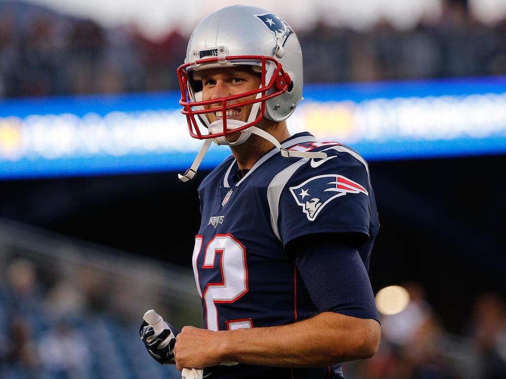 Bradys Patriots kassieren Klatsche zum NFL-Start