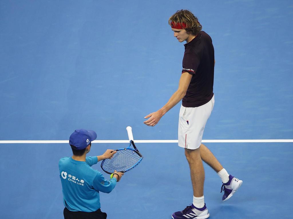 ATP-Turnier | Finale in Peking verpasst: Zverev unterliegt Kyrgios