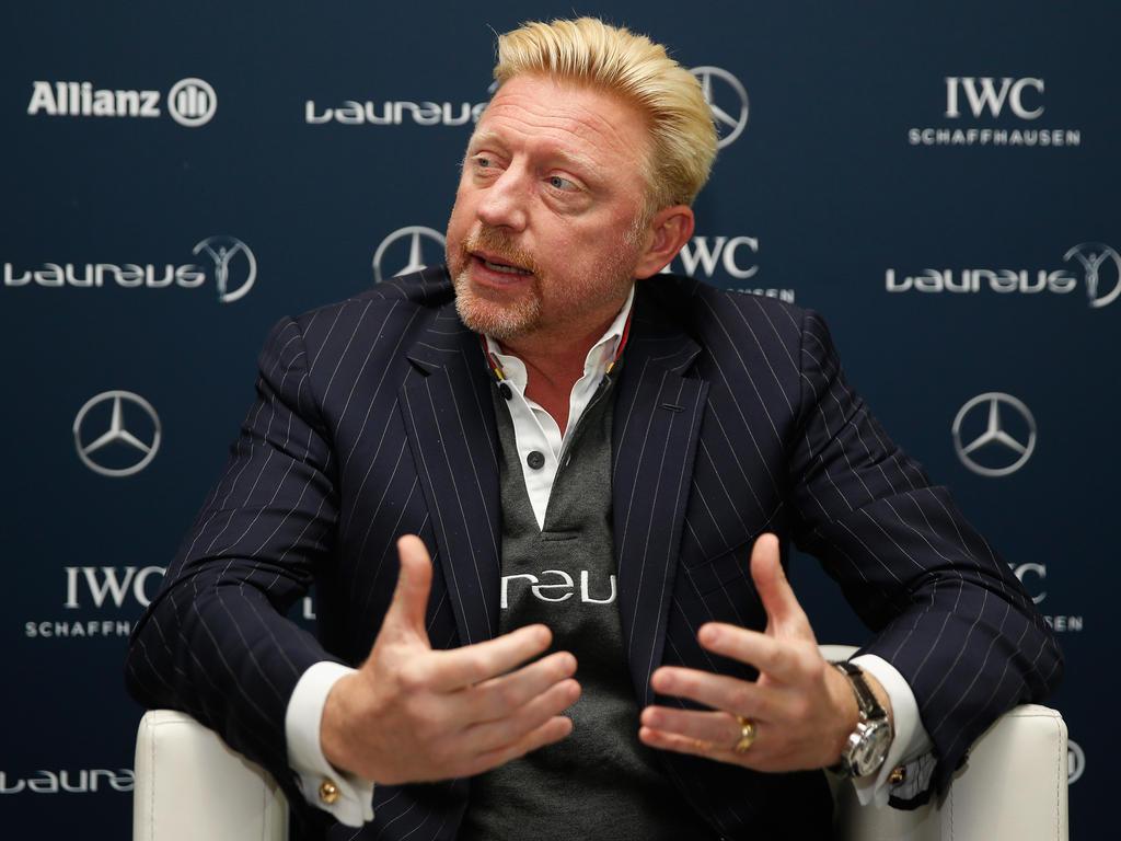 Boris Becker sieht unter den Top-Tennisspielern keine Dopingproblematik