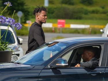 Michy Batshuayi verlässt Marseille