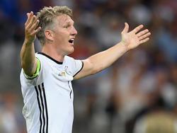Geht es für Kapitän Bastian Schweinsteiger in der Nationalmannschaft weiter?