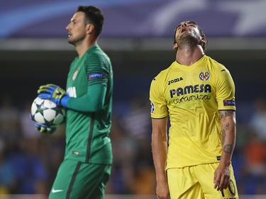 En un partido igualado, el Mónaco abrió marcó el único tanto en el tiempo extra. (Foto: Getty)