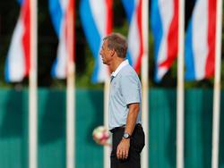 Jürgen Klinsmann beteuert, er habe sich 2010 nicht als US-Coach aufgedrängt