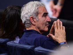 Raymond Domenech feiert seinen 65. Geburtstag