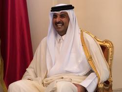 Tamim bin Hamad Al Thani soll helfen, die WM-Affäre aufzuklären