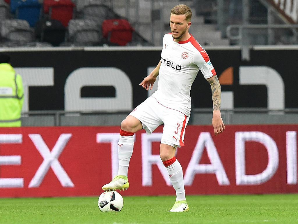 Fortuna Düsseldorf: André Hoffmann unterschreibt bis 2020