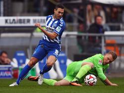 Manuel Torres wechselt vom KSC nach Fürth