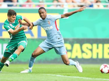 Abdou Diallo (r.) wechselt von der AS Monaco zum FSV Mainz