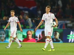 El Bayern de Múnich quiere levantar el vuelo tras su arranque irregular. (Foto: Getty)
