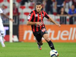 Ben Arfa ya marcó 17 goles en la Ligue 1 esta temporada. (Foto: Imago)