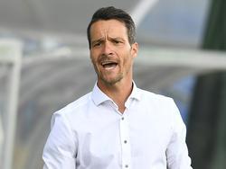 Admira-Coach Oliver Lederer hofft auf guten Saison-Start