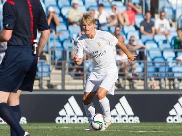 Martin Ødegaard könnte bald für den HSV auflaufen