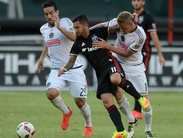 Fabian Herbers (r.) hat sich in der MLS etabliert