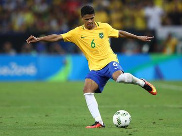 Douglas Santos hat beim HSV unterschreiben
