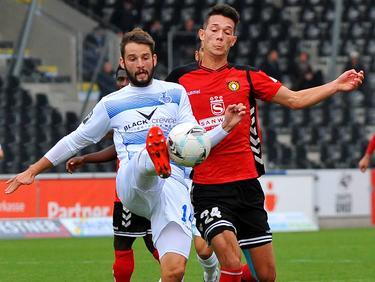 Der MSV Duisburg ist weiter Tabellenführer der 3. Liga