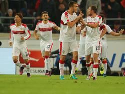 Wieder auf Kurs: Stuttgart hält Anschluss zur Spitzengruppe