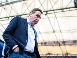 Heribert Bruchhagen hat mit dem HSV ein Endspiel vor sich