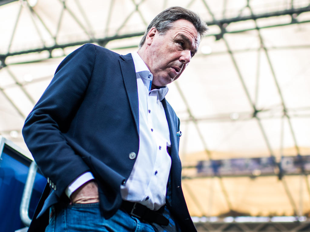 Amtlich: Bruchhagen bleibt beim HSV