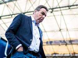 Heribert Bruchhagen hofft auf weitere Punkte für den Hamburger SV