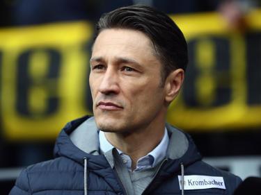 Eintracht-Coach Niko Kovač fordert von seiner Mannschaft Kampf und Leidenschaft