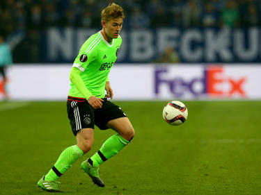 Matthijs de Ligt soll das Interesse des FC Bayern geweckt haben