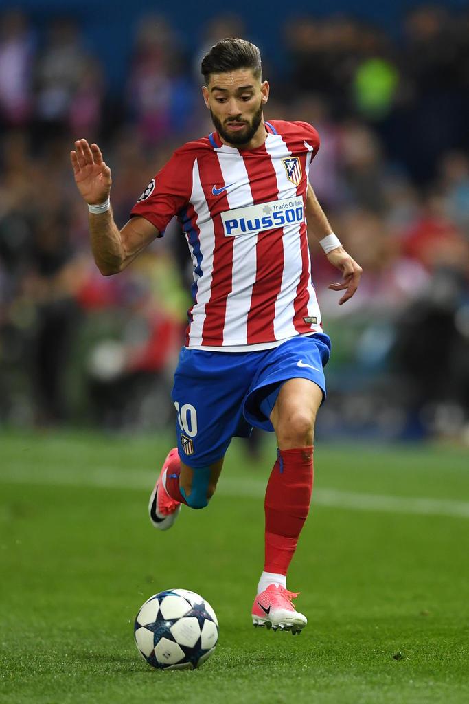 Yannick Ferreira-Carrasco (Atlético Madrid)