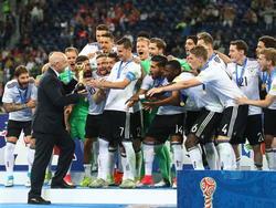 Geldregen für die deutschen Confed-Cup-Sieger