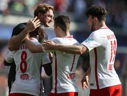 RB Leipzig hat Spieler aus vielen unterschiedlichen Nationen