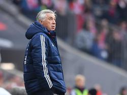 Arrigo Sacchi sieht Carlo Ancelottis Zeit bei den Bayern ablaufen