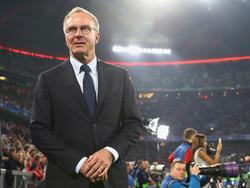 Bayern-Boss Karl-Heinz Rummenigge ist mit der Entwicklung des Klubs hochzufrieden