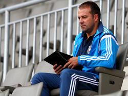 Hans-Dieter Flick sah trotz des Ausscheidens positive Ansätze