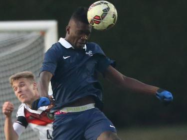 Marcus Thuram con la selección Sub-18 de Francia. (Foto: Getty)