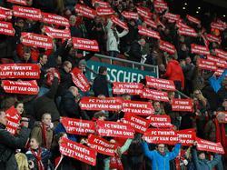 Das Hoffen der Twente-Fans hat sich gelohnt