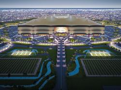 Die Entwürfe der Stadien in Katar scheinen teils aus einer anderen Welt