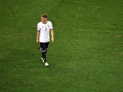 Bastian Schweinsteiger tritt aus der Nationalmannschaft zurück