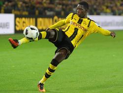 Ousmane Dembélé ist beim BVB eingeschlagen