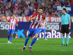 Yannick Ferreira-Carrasco bleibt bei Atlético