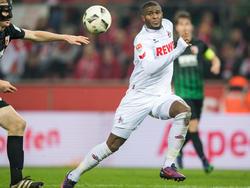 Anthony Modeste könnte den Kölnern gegen Dortmund fehlen