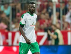 Werder-Verteidiger Lamine Sané ist bereit für das Spiel gegen den BVB