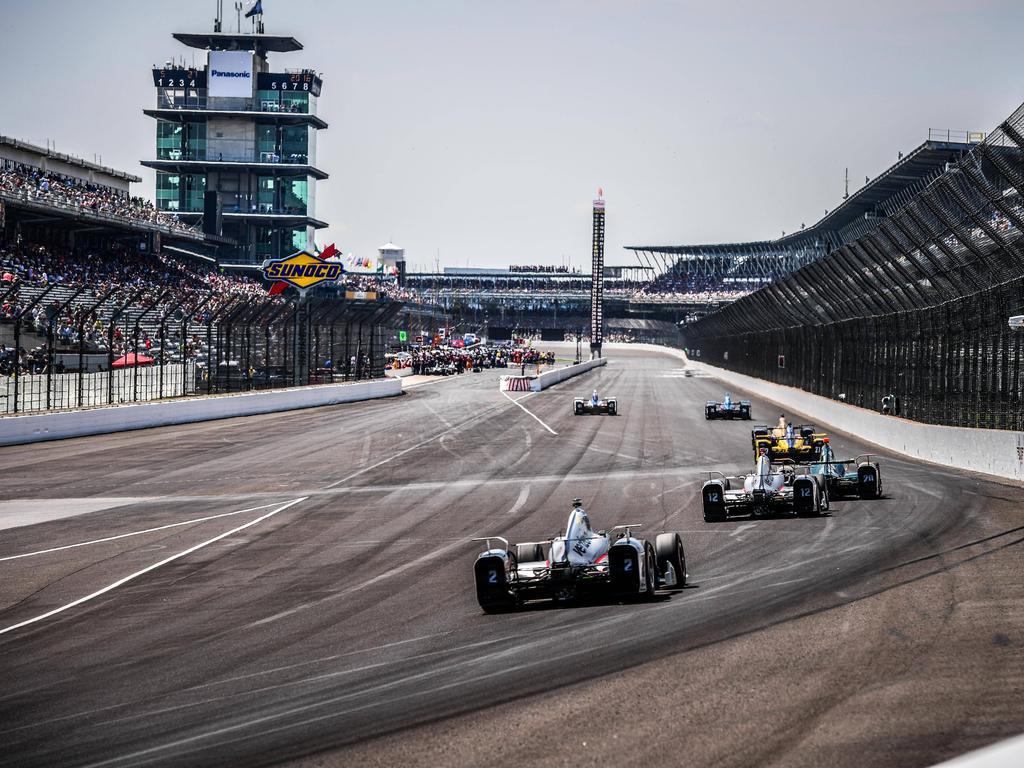 Das legendäre Indy 500