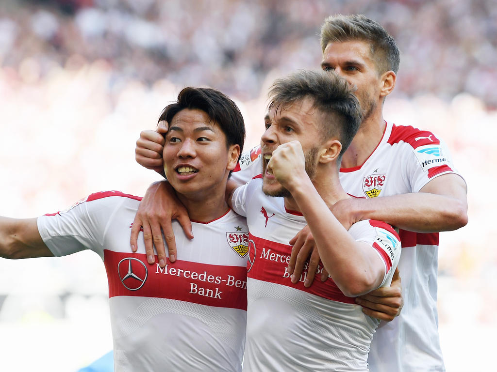 Hannovers Torjäger Harnik will Ex-Club Stuttgart ärgern