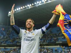 """""""Es una liga merecida a pesar de ser disputada, según Ramos. (Foto: Getty)"""
