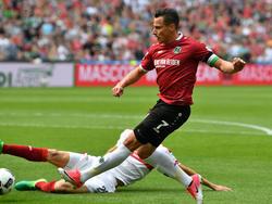 Edgar Prib bleibt Hannover 96 weiter erhalten