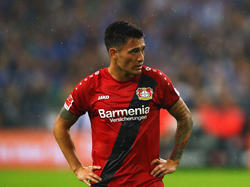 Charles Aránguiz wird Leverkusen gegen Wolfsburg fehlen