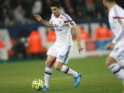 Will in Rennes wieder zu alter Form finden: Yoann Gourcuff