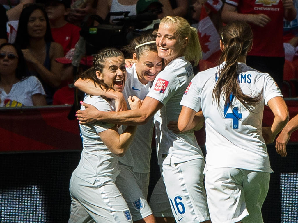 England Lionesses Wallpaper England's Lionesses Bared